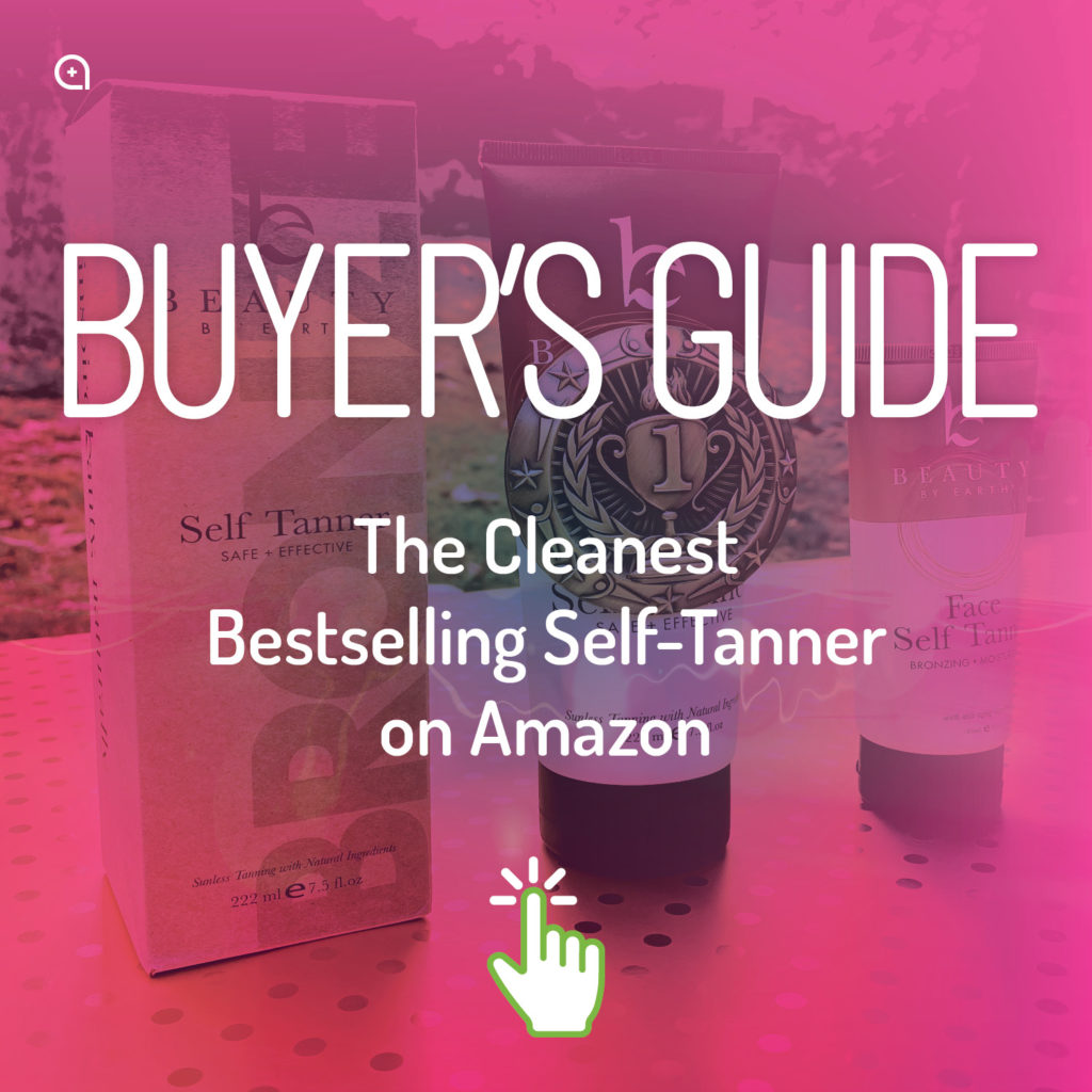 Buyers-Guide-Cleanest-Self-Tanner-Amazon